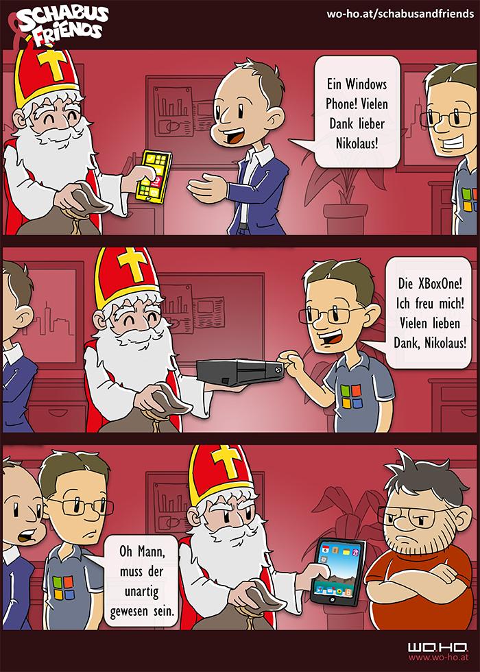 211 - Nikolaus
