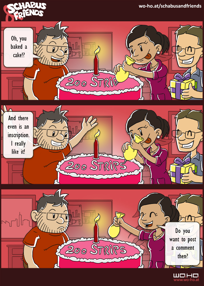 EN 200 - Cakecomment