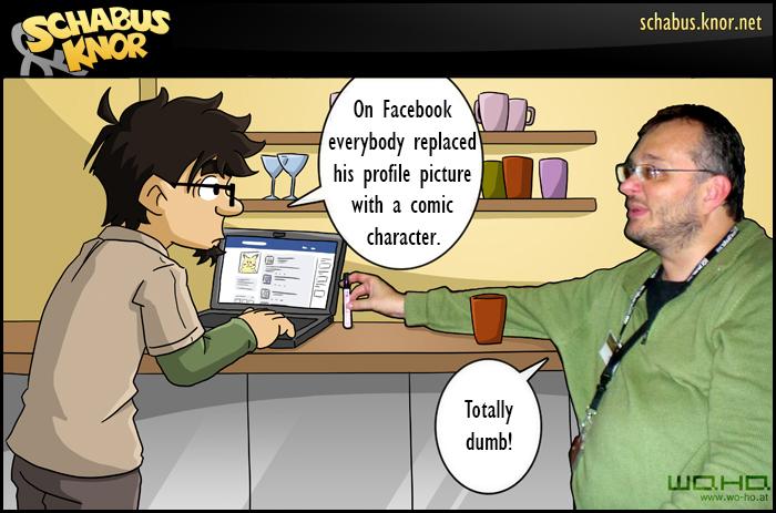 EN 087 - Comicfiguren