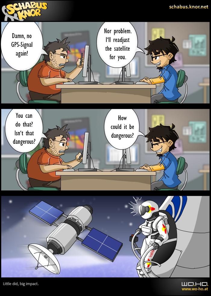 EN 164 - Satellit