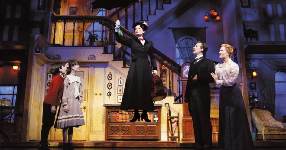 Mary Poppins Tour In London